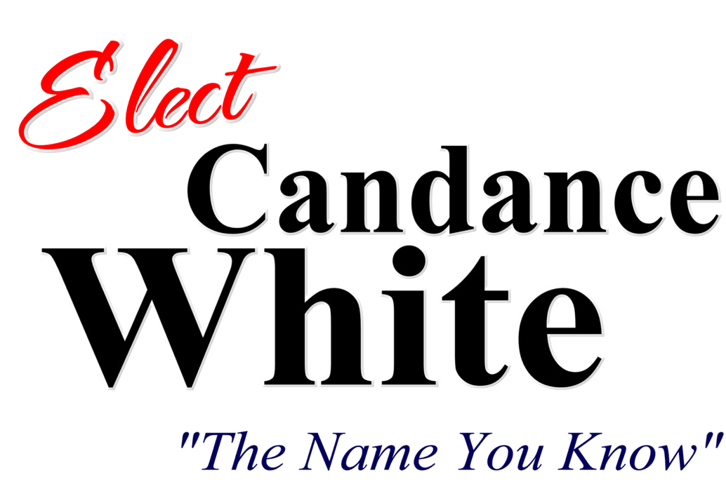 Elect Candance White For Judge